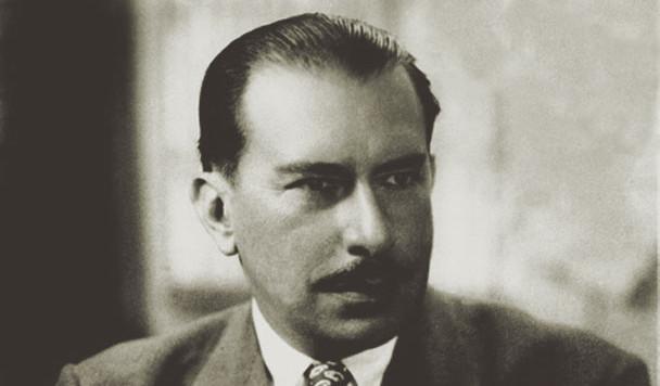 Abb. 1: Teodoro Picado Michalski (1900-1960)