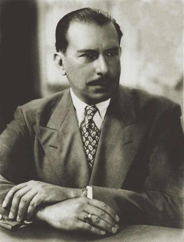 Fig. 1: Teodoro Picado Michalski (1900-1960)