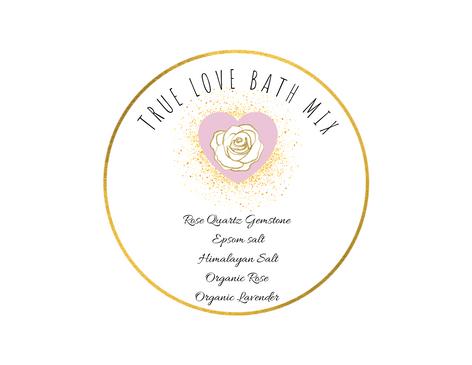 True Love Bath Mix