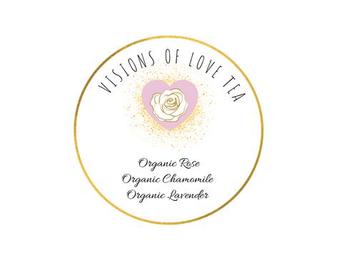 Visions of Love Tea Blend