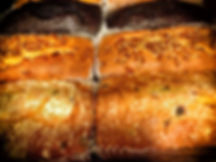 Try any of Baker's Pride's breakfast breads, bagels, rolls, or assorted breads.