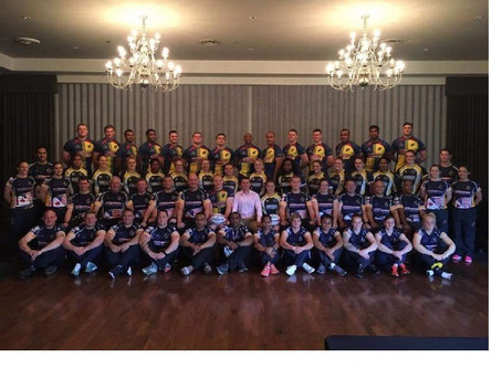 Troika Proud Sponsor of Royal Logistic Corps 'Rugby Union Football Club'