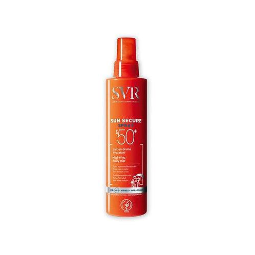 SUN SECURE SPF50+ Spray