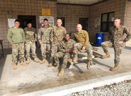 Two More USMC Units Receive AIMS Automated Armory®