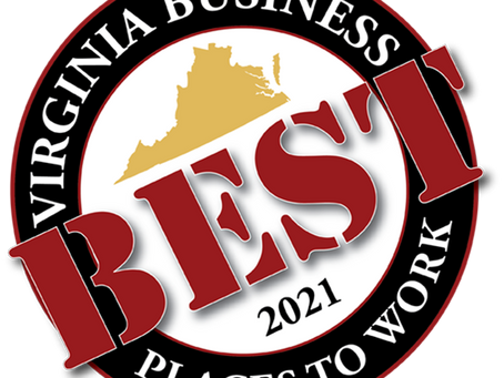 Troika Solutions Earns Top Spot Among Virginia Small Businesses
