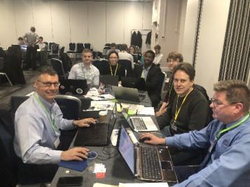 Troika Participates in Logistics Hackathon 2018