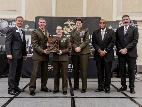 2020 Marine Corps Association & Foundation Information Awards Dinner