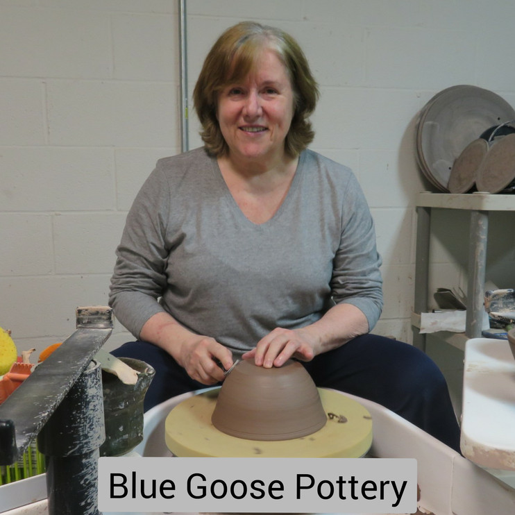 Blue Goose Pottery