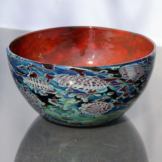 Blue Murini Bowl