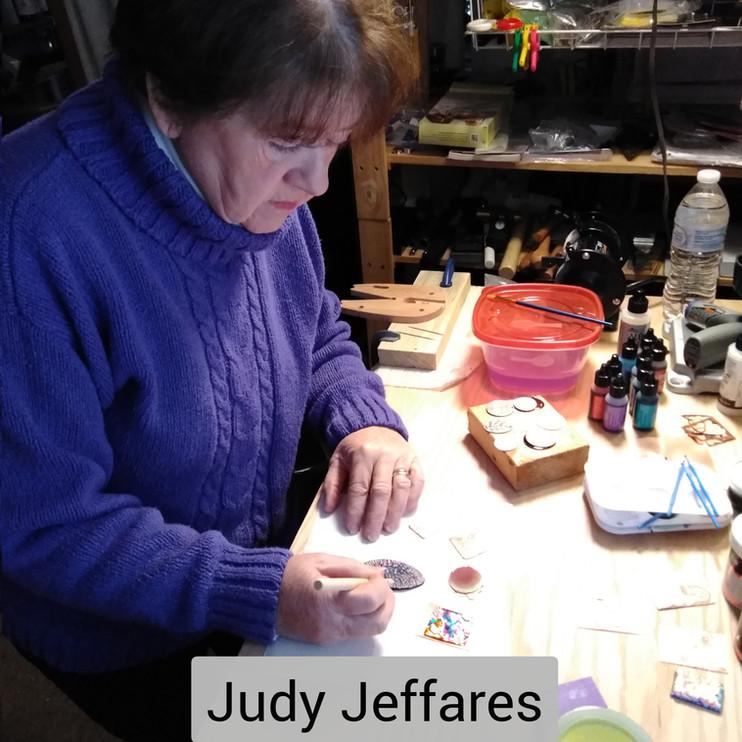 Judy Jeffares