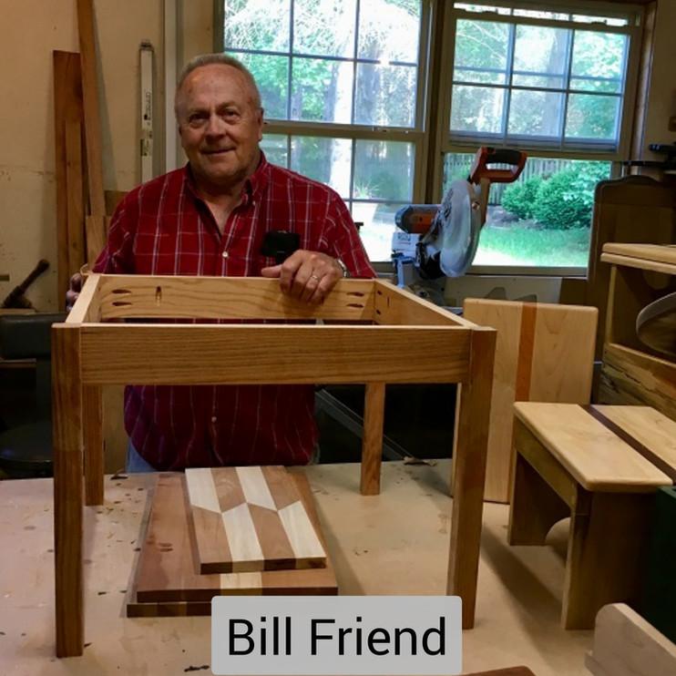 Bill Friend