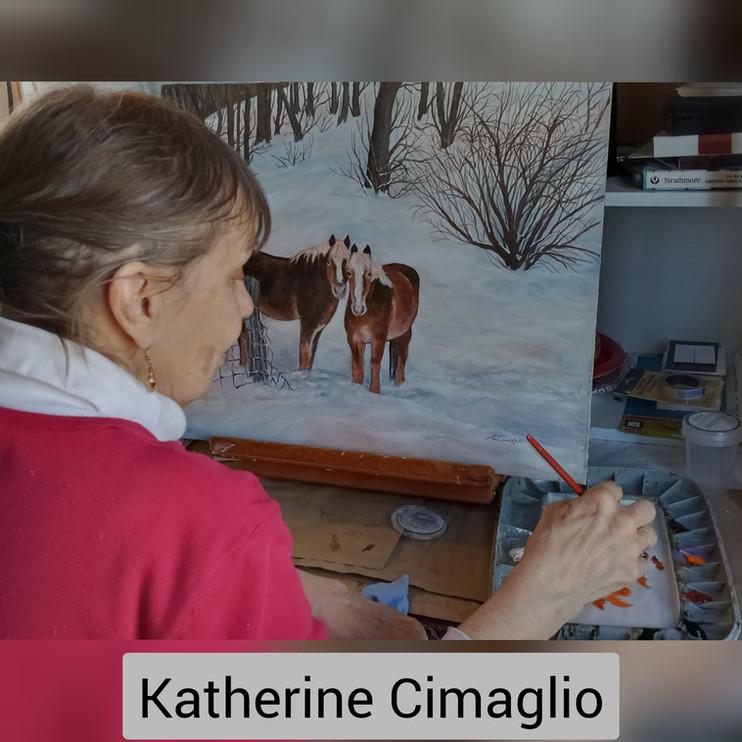 Katherine Cimaglio