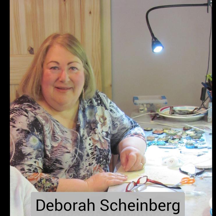 Deborah Scheinberg