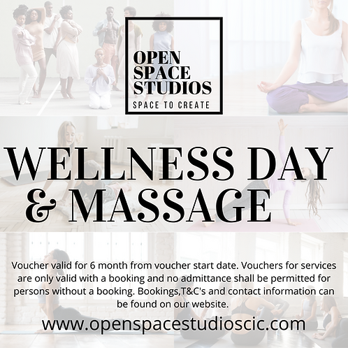WELLNESS DAY & MASSAGE