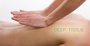 60 Min Deep Tissue Massage