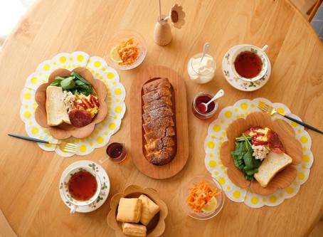 topic  -テーブルの景色-