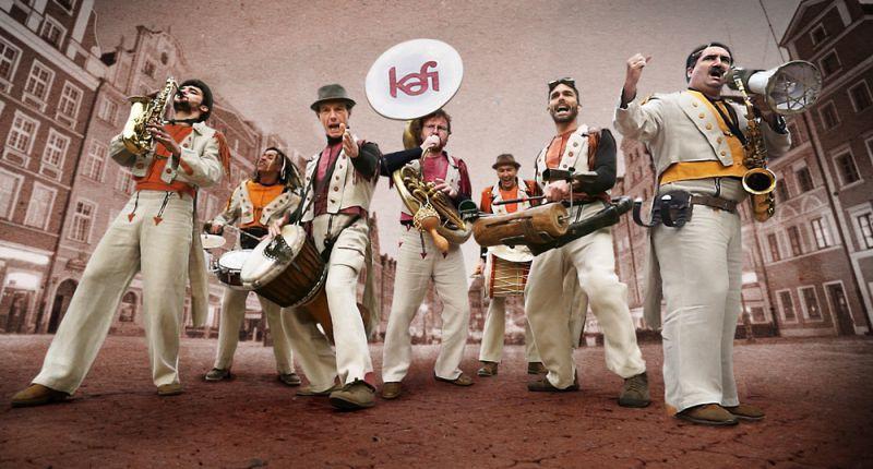 Fanfare Kafi