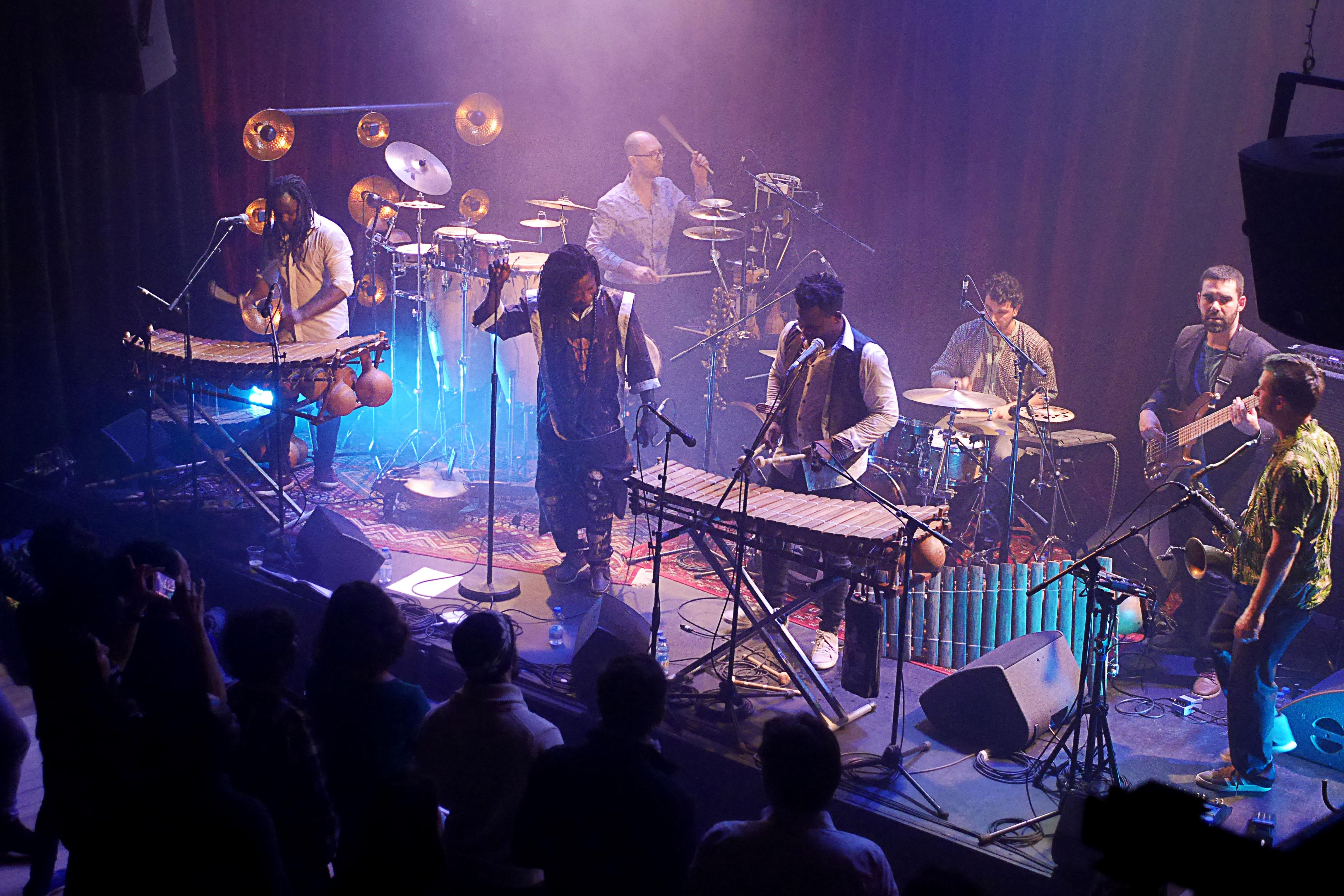 Kanazoé Orchestra