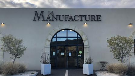 vitrine aluminium la manufacture