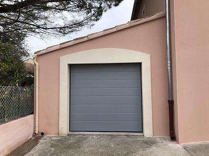 fermeture de garage aluvaison