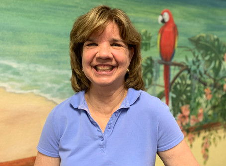 Volunteer Spotlight: Debbie Sponsler