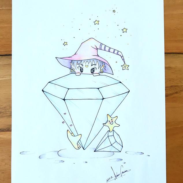 Chibi Kristall