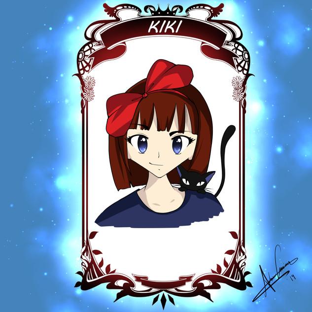 Kiki's kleiner Lieferservice