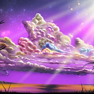 Wolkenpracht