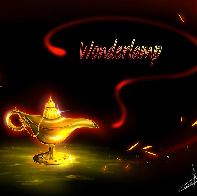 Wunderlampe
