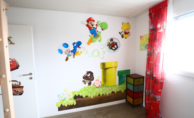 Mario Game 1