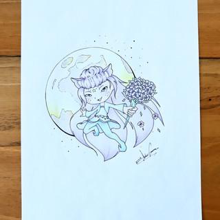 Chibi Moon