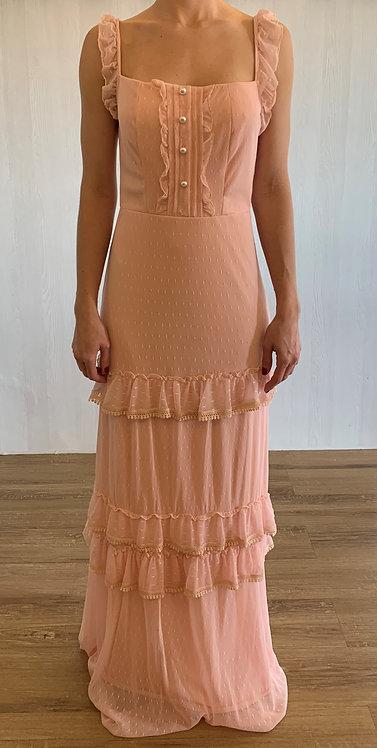 Vestido de poa