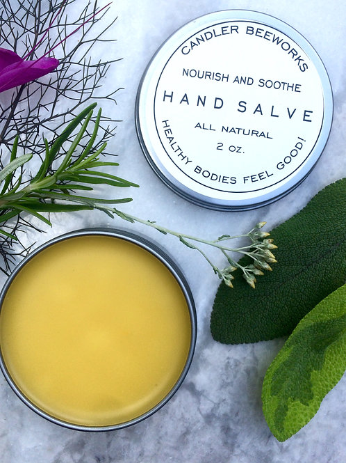 Nourish and Soothe Hand Salve