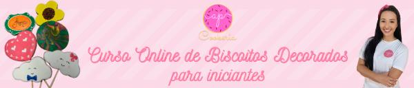 Curso Online de Biscoitos Decorados - pa