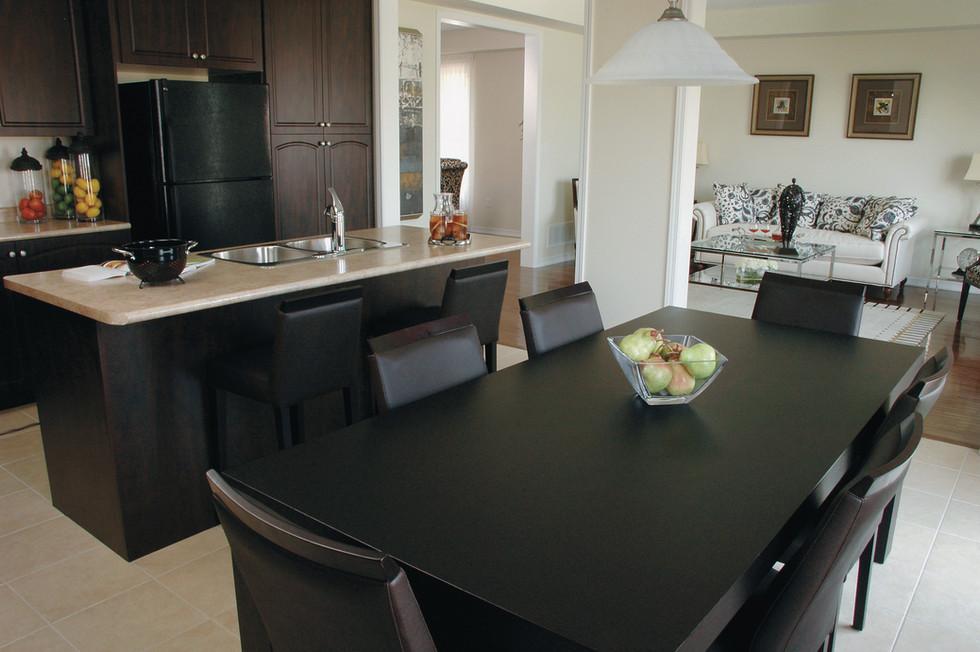 Choclate kitchen