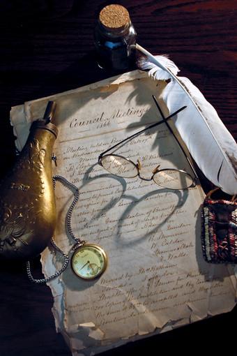 Parchment fo 1812
