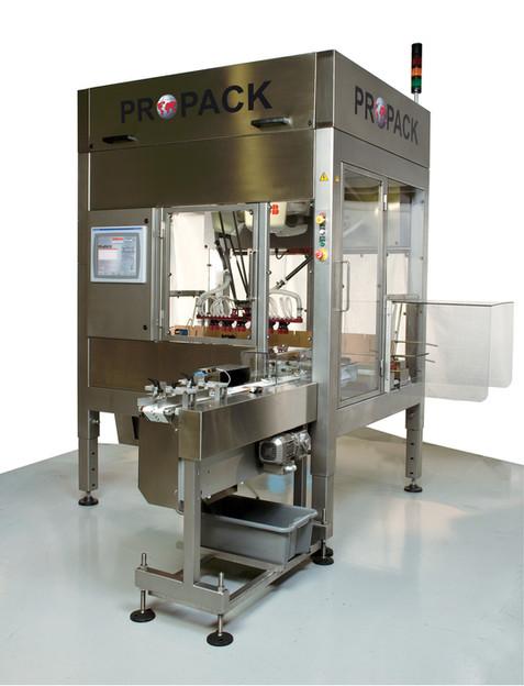 Propack packaging machine
