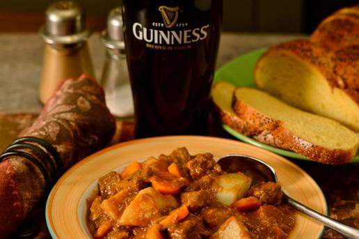 Guiness Irish stew
