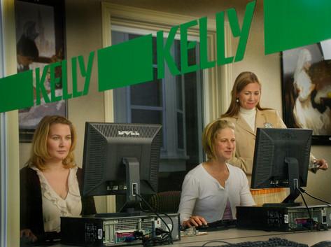 Kelly staff training