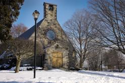 Stone church