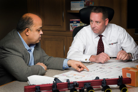 Engineers consulting