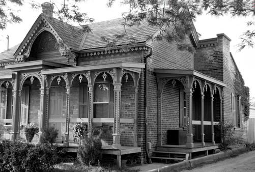 War time cottage