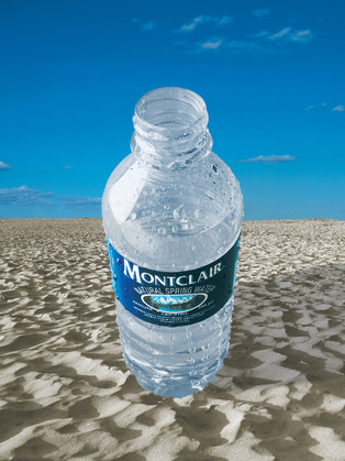 Montclair water in the desert