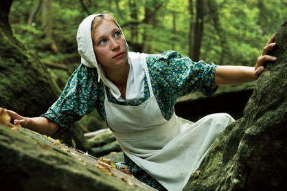 Laura Secord 1812