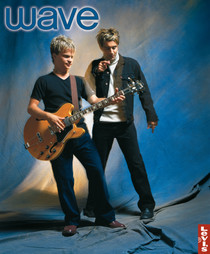 Musicians from Wave & Levis Strauss