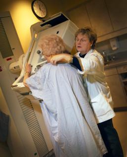 Mammogram test