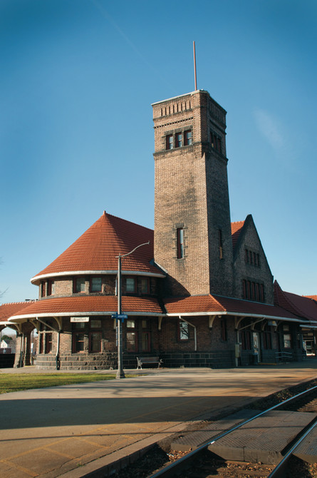 Brantford train station