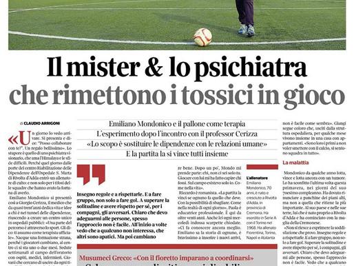 """Il Mister & lo Psichiatra Che rimettono i """" Tossici """" in gioco!"""