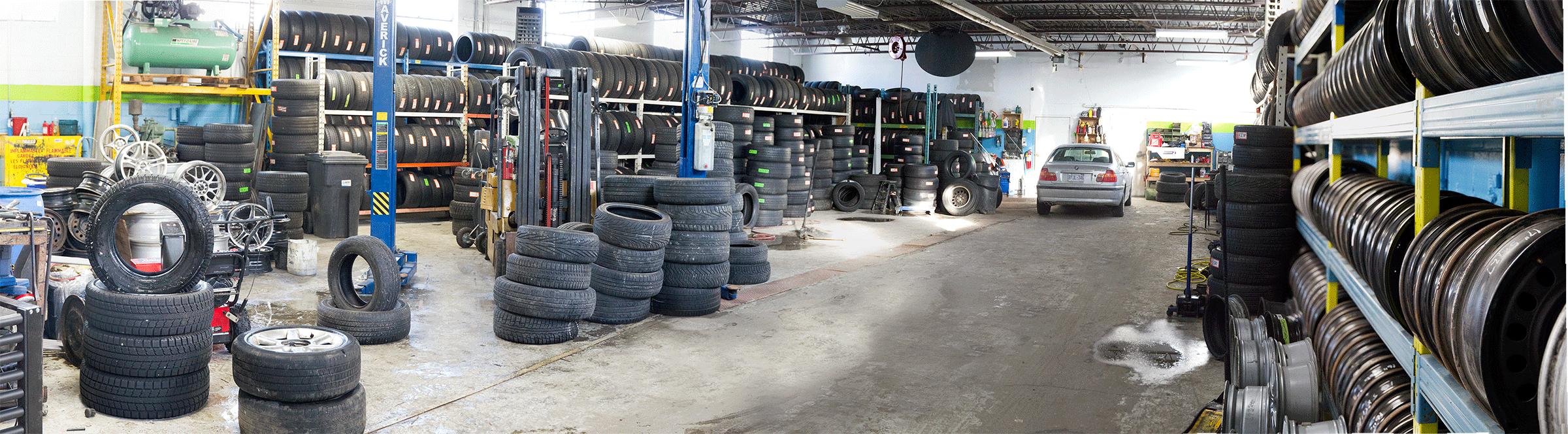 green car tires scarborough