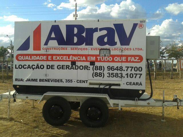ADESIVOS EM GERADOR